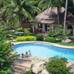 Pura Vida Beach Resort Pool