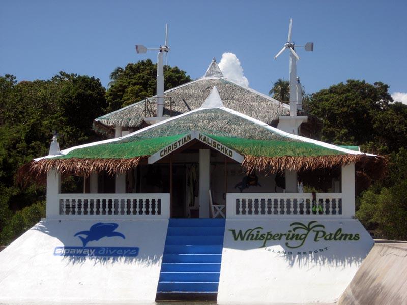 Whispering Palms Bungalow Resort