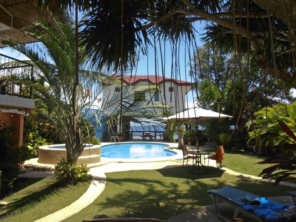 3er kombi special auf der insel cebu magellan travel - Sanom beach dive resort ...
