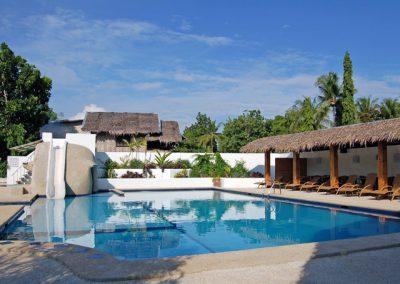 Marcosas Cottage ResortMarcosasPoolRutsche640x480